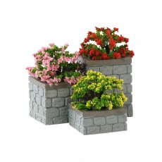Flower Bed Boxes